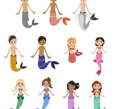 Hvordan du bliver en havfrue og tiltrækker kærlighed