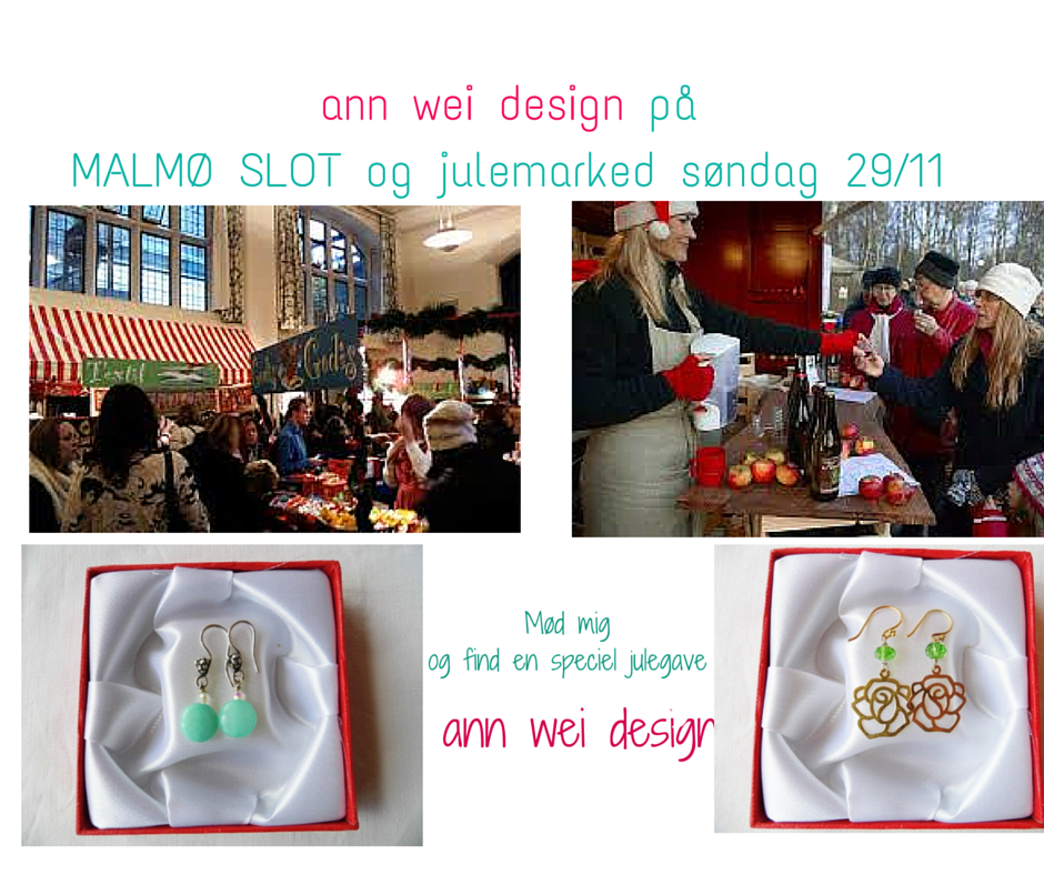 ann wei design og Malmø julemarked