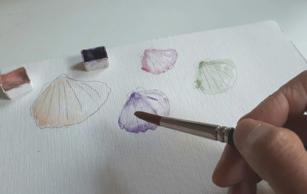 Min kreative proces - ferskvandsperler