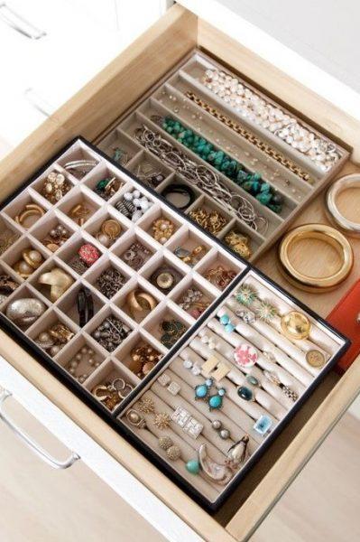 5 ideer til smykkeopbevaring