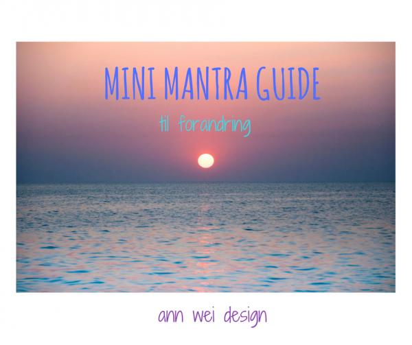 Mini Mantra Guide
